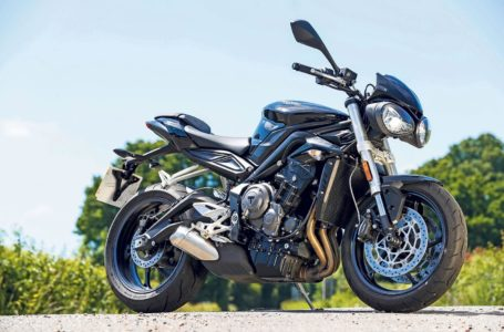 Triumph Street Triple 765 S Review & Price