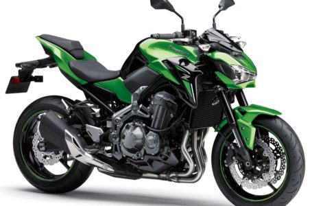 Kawasaki Z900 : The Beast