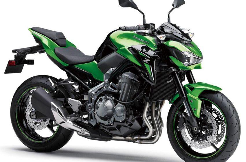 Kawasaki Z900 : The Beast