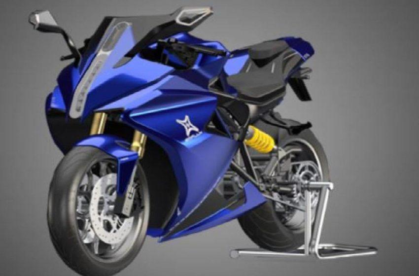 Auto Expo 2018 : Electric sports bike Emflux One prototype unveiled