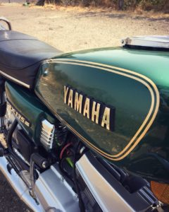Yamaha 135 Restored