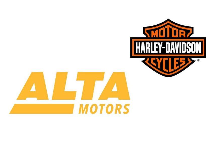 Harley Davidson and Alta Motors