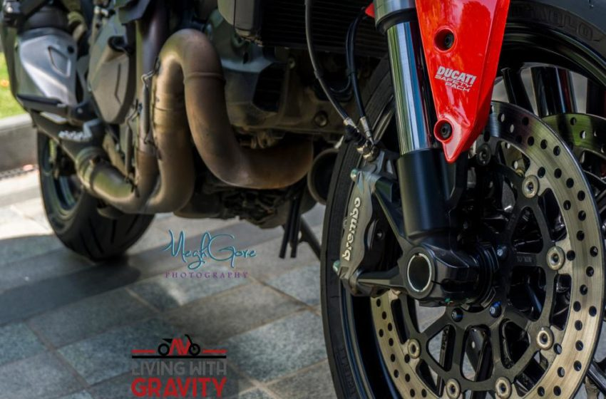 Ducati Monster 821 (2018) – First Impressions and Review in India