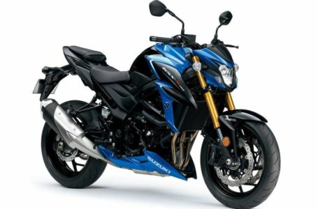 Suzuki's new entrant GSXS 750 in India