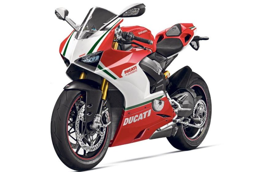 Ducati Panigale V4 and V4 S