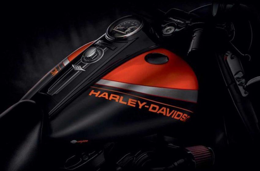Harley Davidson Custom Paint Set