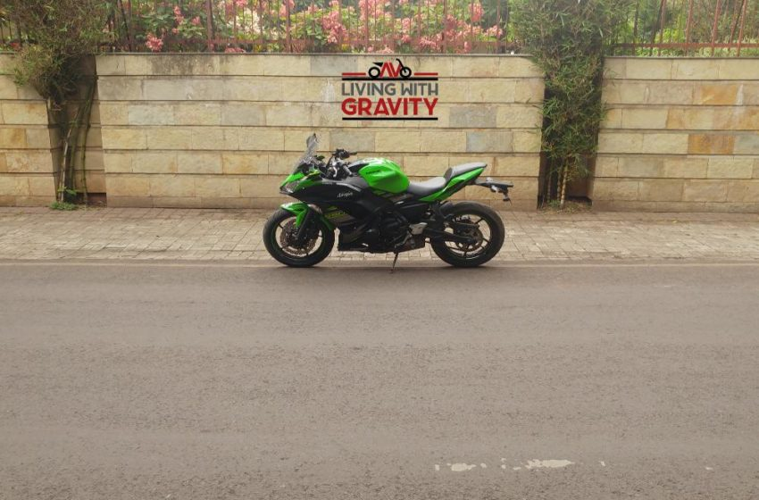 Deadly Demon: Kawasaki Ninja 650 (2019)