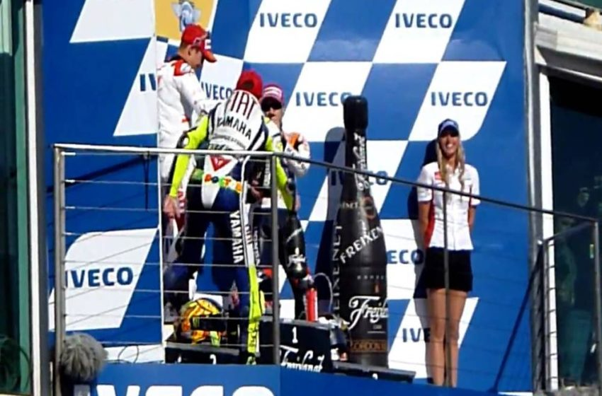2009 MotoGP, Philip Island, Australia