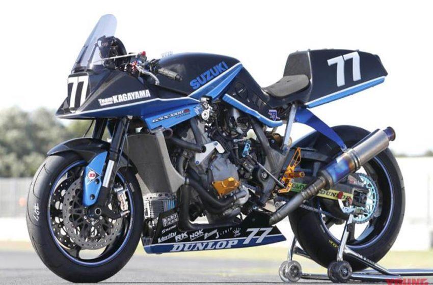 Suzuki KATANA will resurrect has come into reality