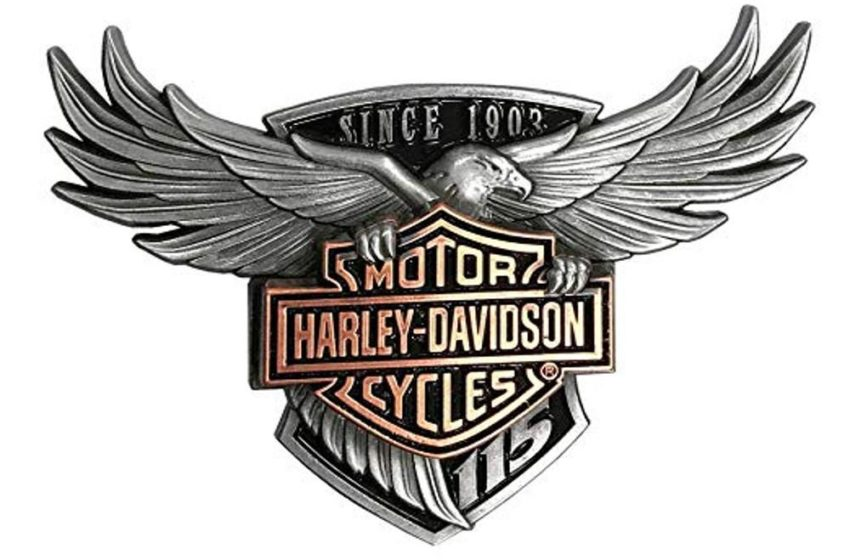 115th Harley Davidson