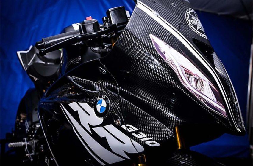 News: 2019 BMW G310RR World Supersport