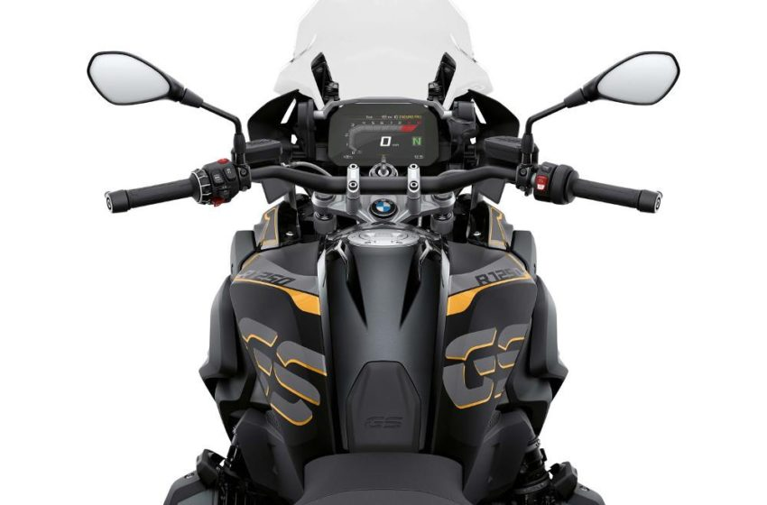 All new 2019 BMW R1250GS
