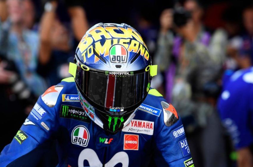 AGV Back to Missano