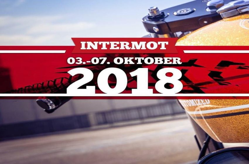 Intermot Cologne Germany 2018: The Motorcycle Event