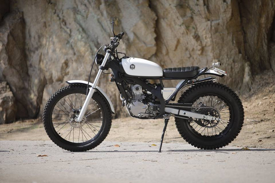 Montesa 4Ride Scrambler