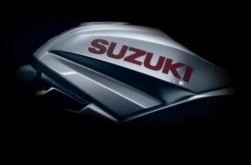 Third Teaser of Suzuki Katana