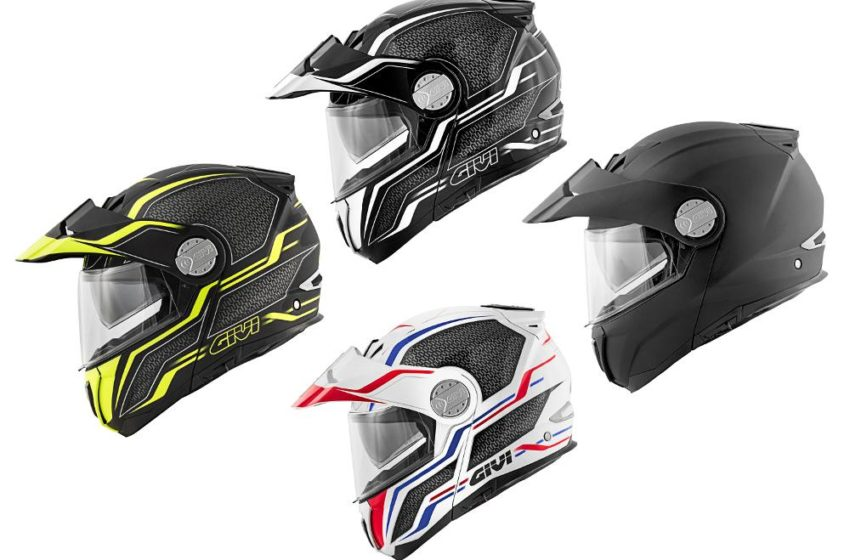GIVI to unveal X.33 Canyon new motorcycle helmet