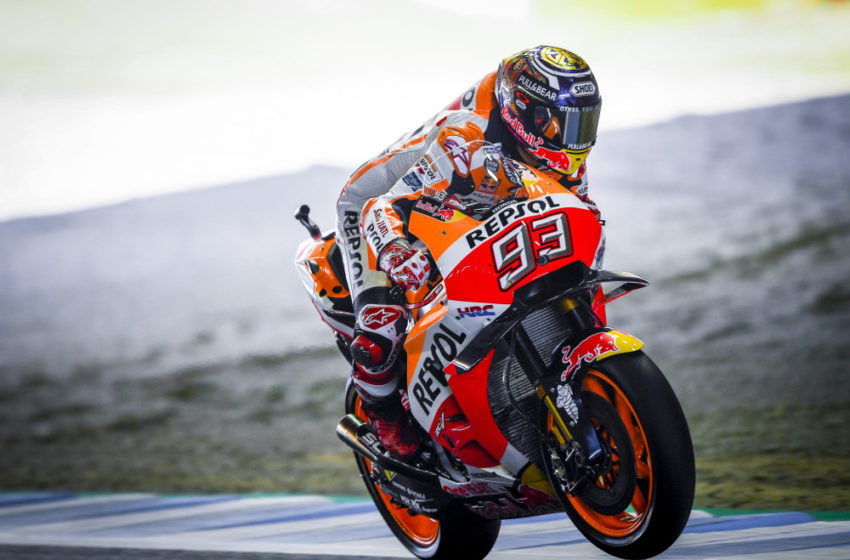 Qualifying results of MotoGP, Motegi, Japan