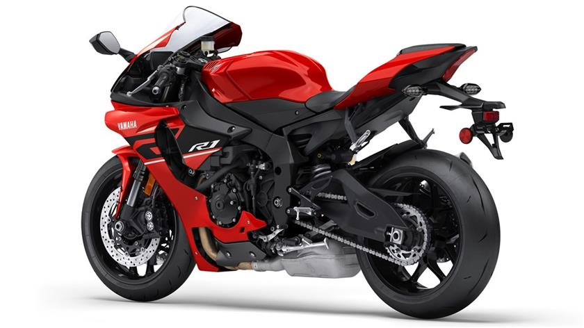 Yamaha R1 Rapid Red_2