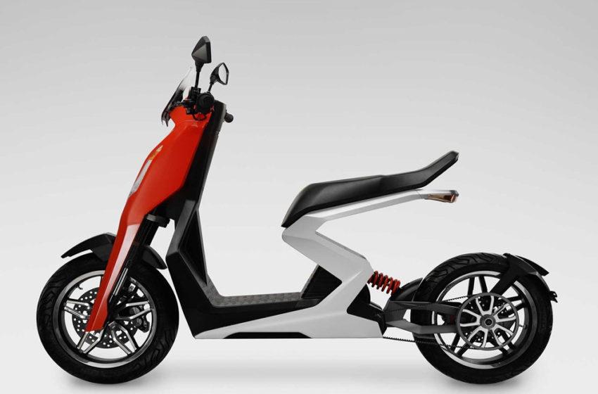 Zapp Scooter