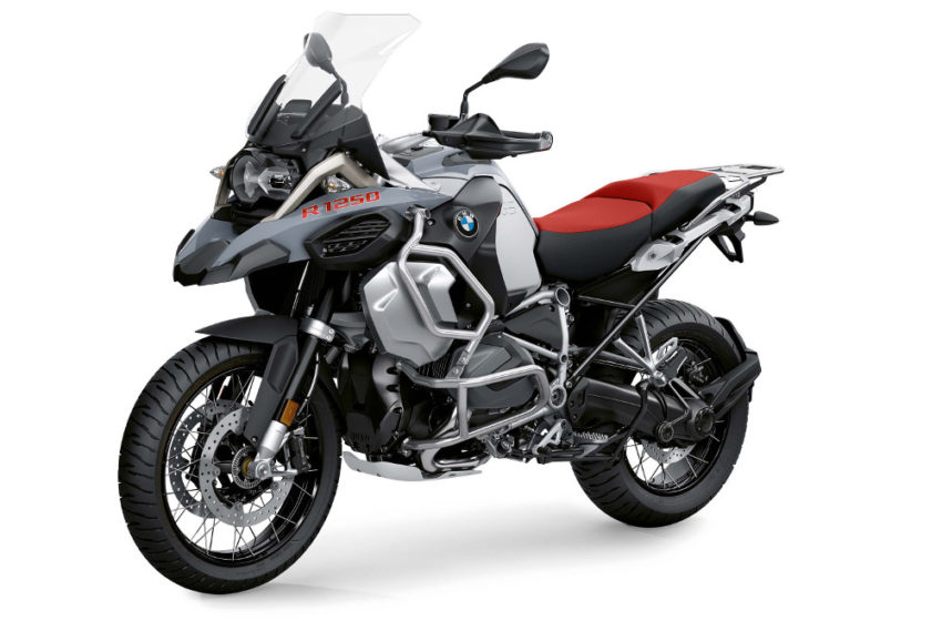 BMW officially unveils R1250 GS Adventure