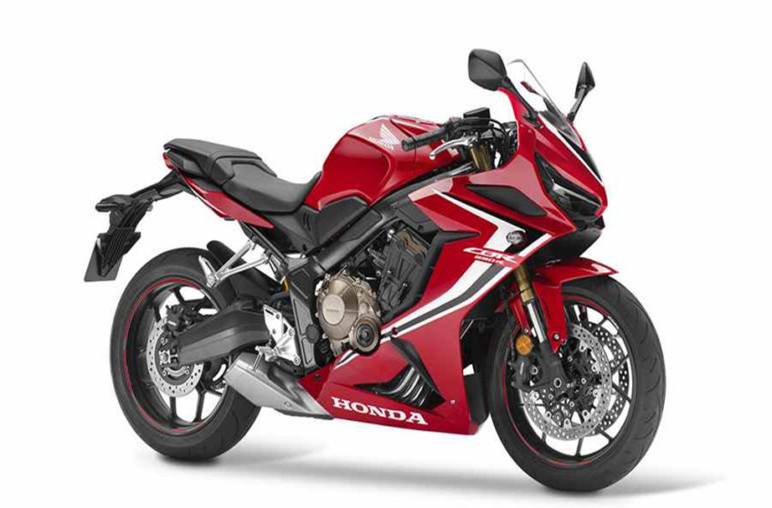 Review : [Infographic] All About New Honda CBR650R