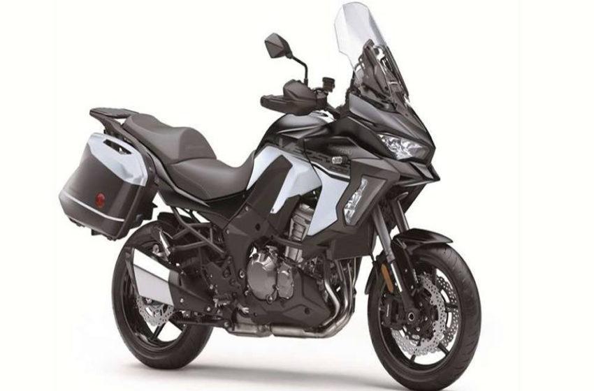 Kawasaki unveils 2019 Versys 1000 and SE