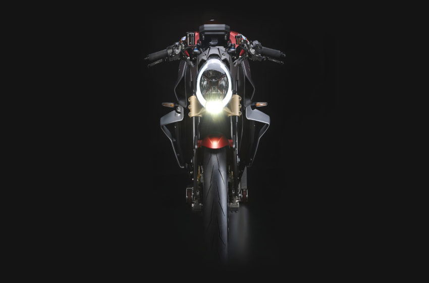 The all-new MV Agusta Brutale 1000 Serie Oro