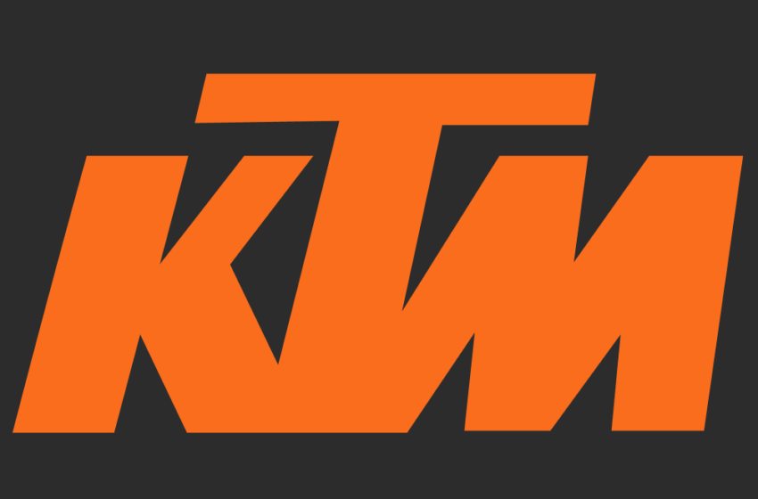 "KTM  "" The Orange Disruptor """
