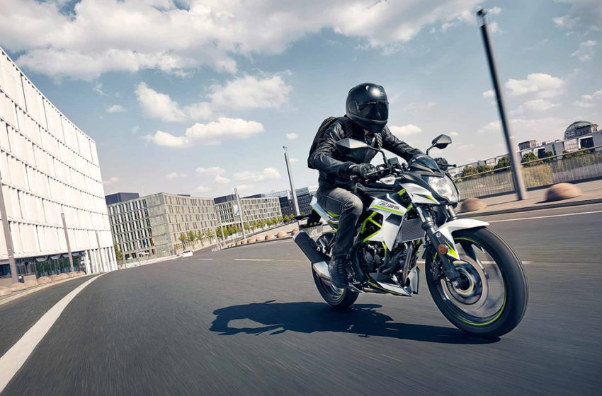 2019 Z125 is released by Kawasaki