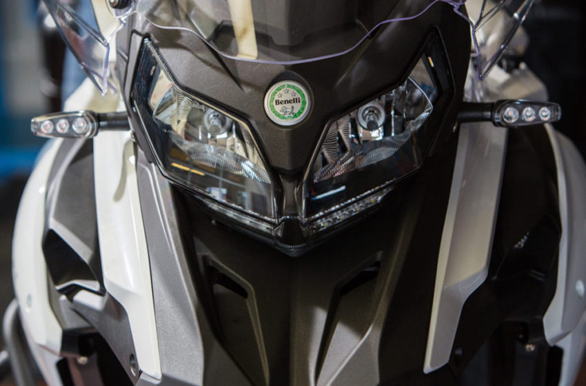 News : India launch for Benelli TRK 502 to happen very soon….