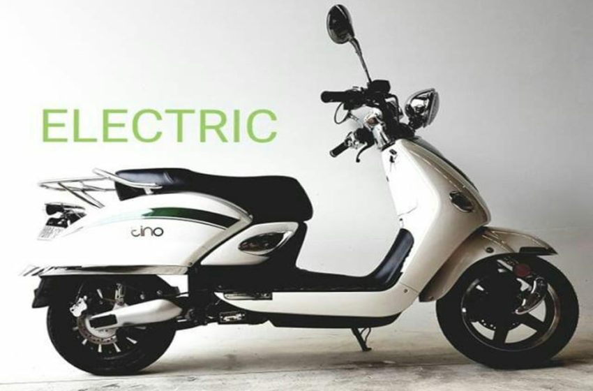 Electric : Bzooma's Electric Scooter Tino