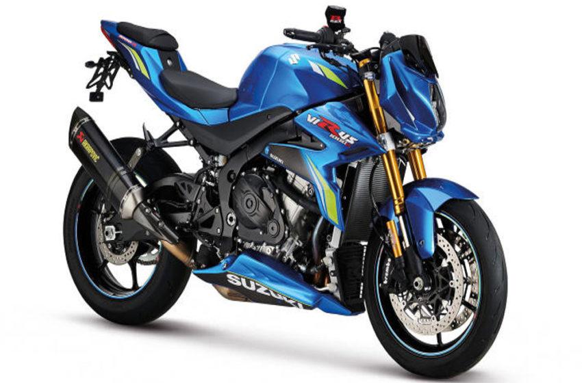 News : Suzuki Switzerland collaborates with Moto Virus for naked bike