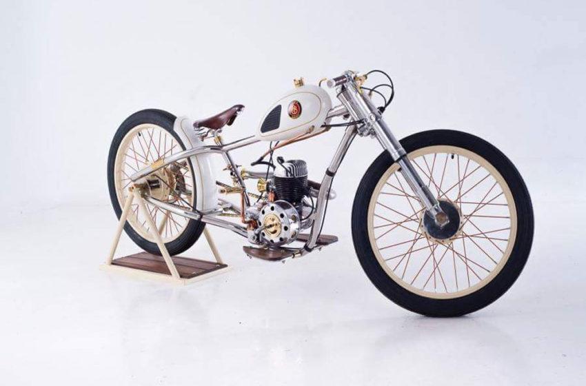 "Custom : Story of "" TwistedSpine Motorcycles """