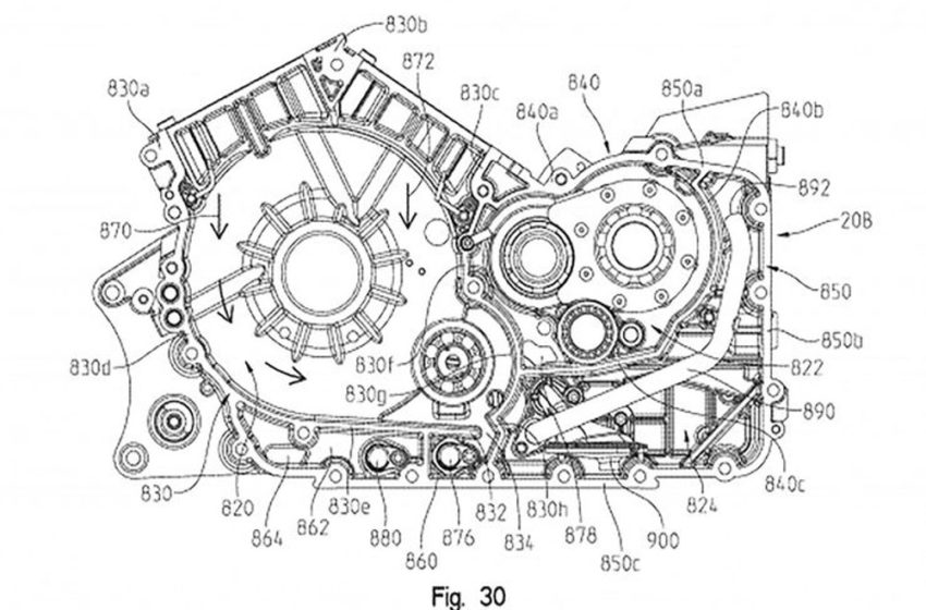 Engines : Is Indian working on new V-Engine?