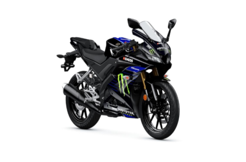 News Yamaha Brings Yzf R125 Monster Energy Yamaha Motogp Edition Adrenaline Culture Of Motorcycle And Speed