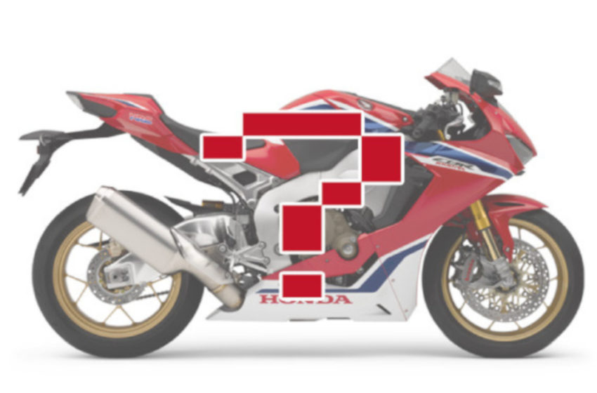 News : Honda's upcoming CBR 1000 RR be announce in October 2019