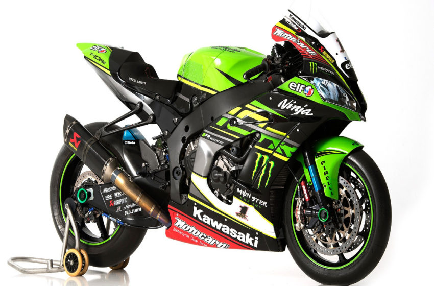 WSBK : Does Kawasaki's Team Manager Guim Roda hints about Rea getting new livery?