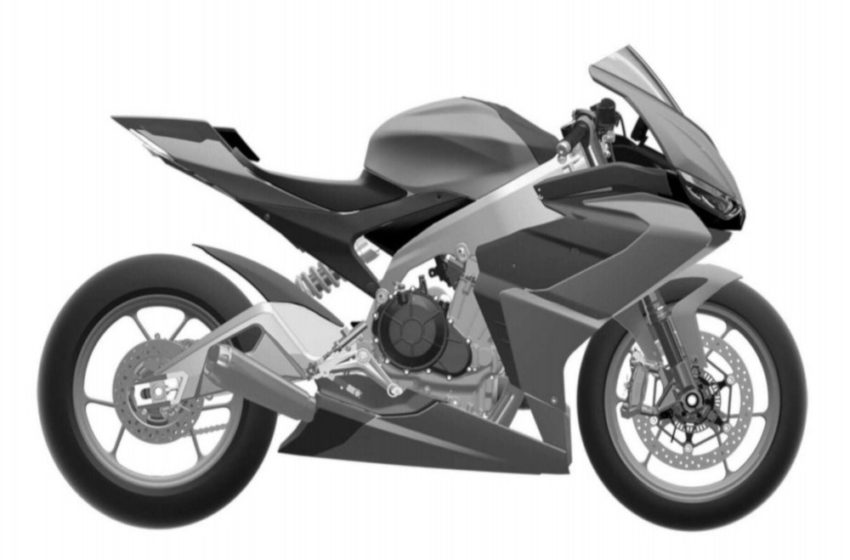 News : Comparison of commercial and concept model of Aprilia RS660