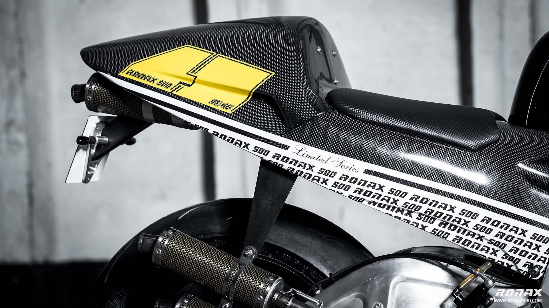 News : Ronax 500, V4, 2 stroke powerhorse - Adrenaline Culture