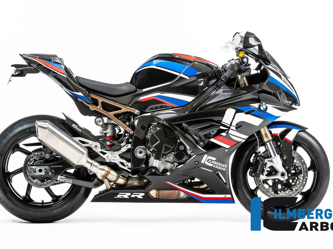 News Bmw S 1000 Rr Gets Accessories From Ilmberger Carbon Adrenaline Culture Of Motorcycle And Speed