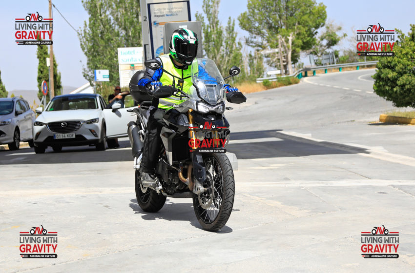 Scoop: Production-ready Triumph Tiger 800 with two other prototypes spied