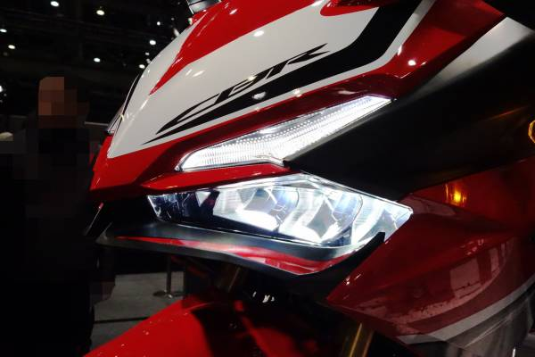 Honda unveils 2020 CBR250RR gets the quick-shifter and other goodies