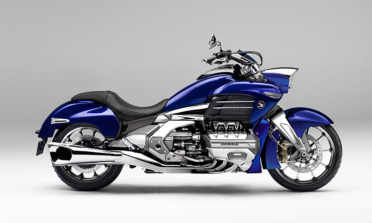 News: 2020 Honda Valkyrie Rune 1800 unveiled by Honda Japan