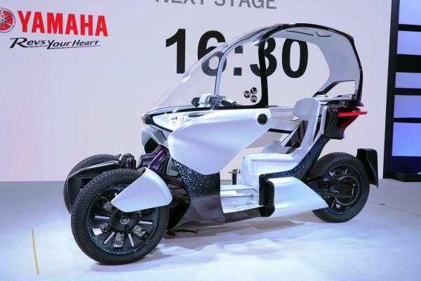 Yamaha's MW-Vision set to arrive soon
