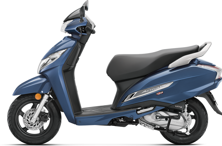 Honda sells cross 60,000 units of BS-VI Activa in the first one month