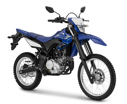 Yamaha unveils the 2020 WR 155 R