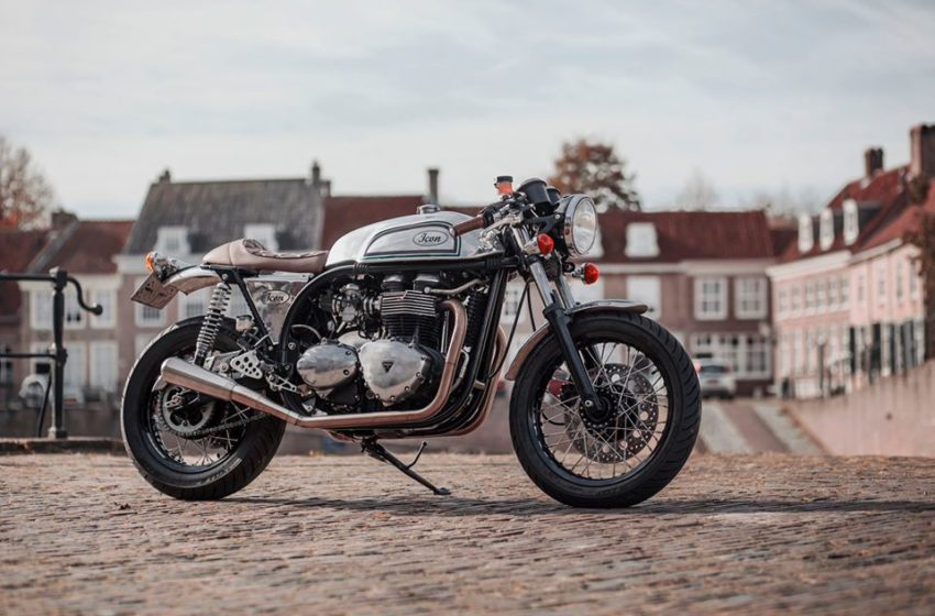 Icon Motorcycles throw new life in Tritons
