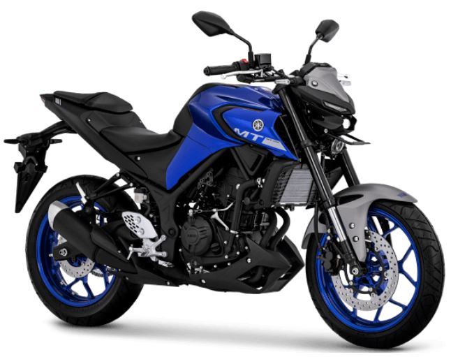 2020 Yamaha MT-25 and MT-03 with price, specifications, and more
