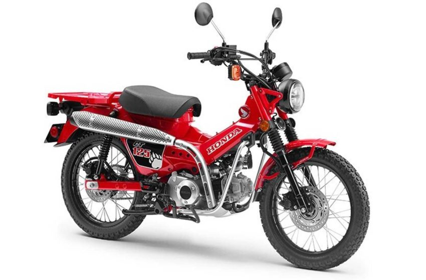 Upcoming 2020 Honda CT125 specs, release date, and price